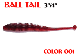 Ball tail